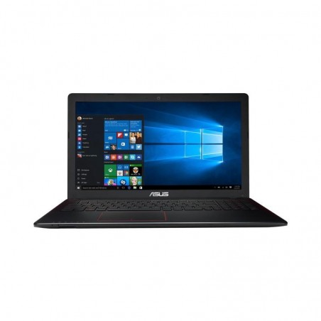 PC Portable ASUS FX550IU-GO044T Glossy Black (90NB0DBJ-M00720)