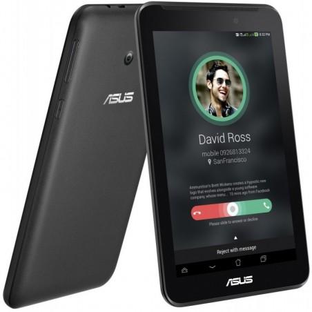 """Black Tablette 3G Wi-Fi ASUS Fonepad 7 2014 (FE170CG) - 7"""", 4 GB, Android 4.3 (Dual Sim)"""