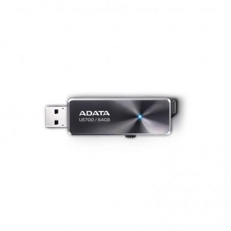 Lecteur Flash USB ADATA Elite UE700 (AUE700-64G-CBK)