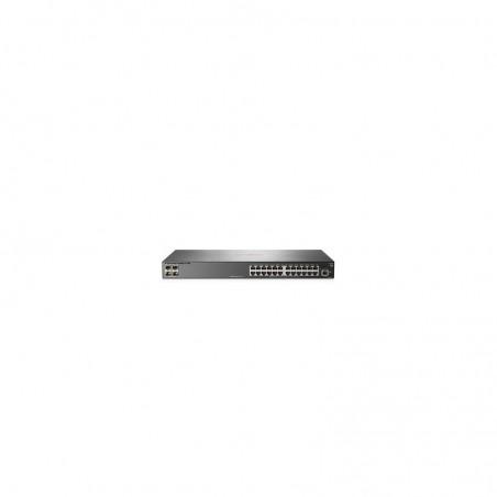 Switch Administrable HPE Aruba 2930F 24 ports 4SFP (JL259A)