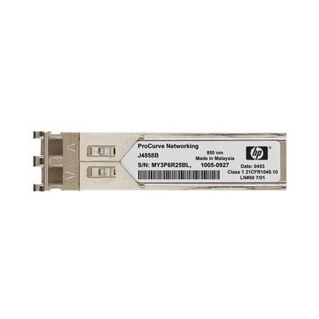 HP X120 1G SFP LC SX Transceiver - JD118B