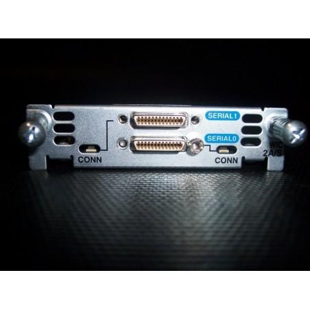 Cisco WIC-2A/S 2-Port Serial Wan Interface Card