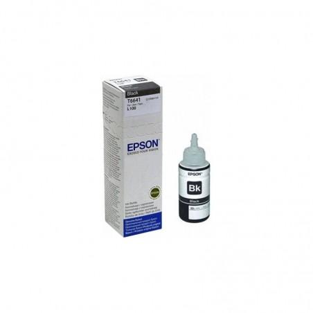 Cartouche Epson Noir pour ITS (70ml) (C13T66414A)
