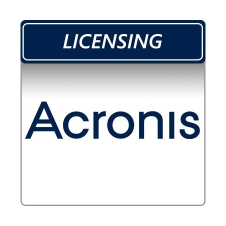 Acronis Backup 12 Workstation License - Renewal AAP ESD - 1 - 4 Licenses