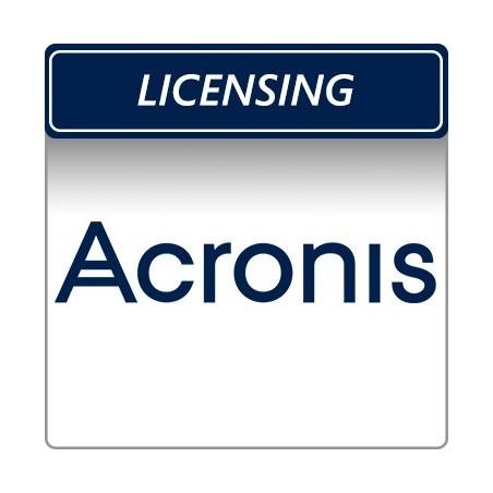 Acronis Backup 12 Workstation License incl