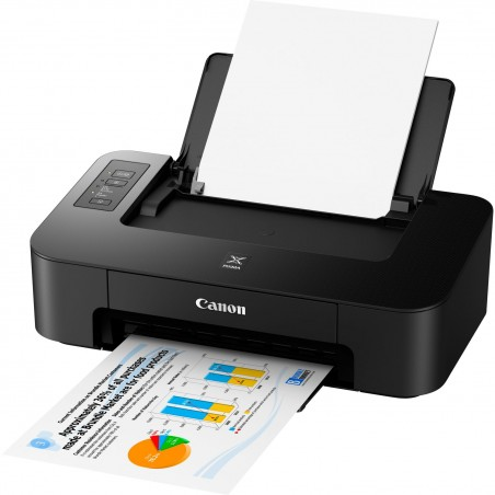 imprimante CANON Jet d'encre PIXMA TS 204 (New - Successor of IP2840)
