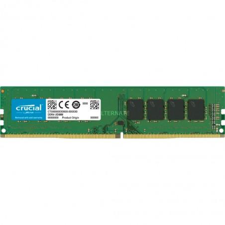 CRUCIAL RAM DDR4 PC BUREAU UDIMM CT8G4DFRA266