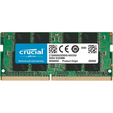 CRUCIAL RAM DDR4 PC PORTABLE SODIMM CT16G4SFRA266